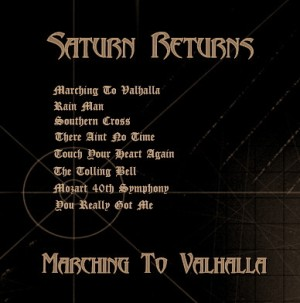 Marching To Valhalla by Saturn Returns